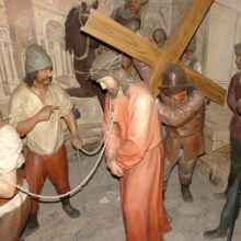 Via Crucis del Fantoni a Cerveno