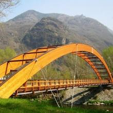 Pista ciclabile di Valle Camonica
