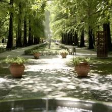 Il Parco secolare delle Terme di Boario