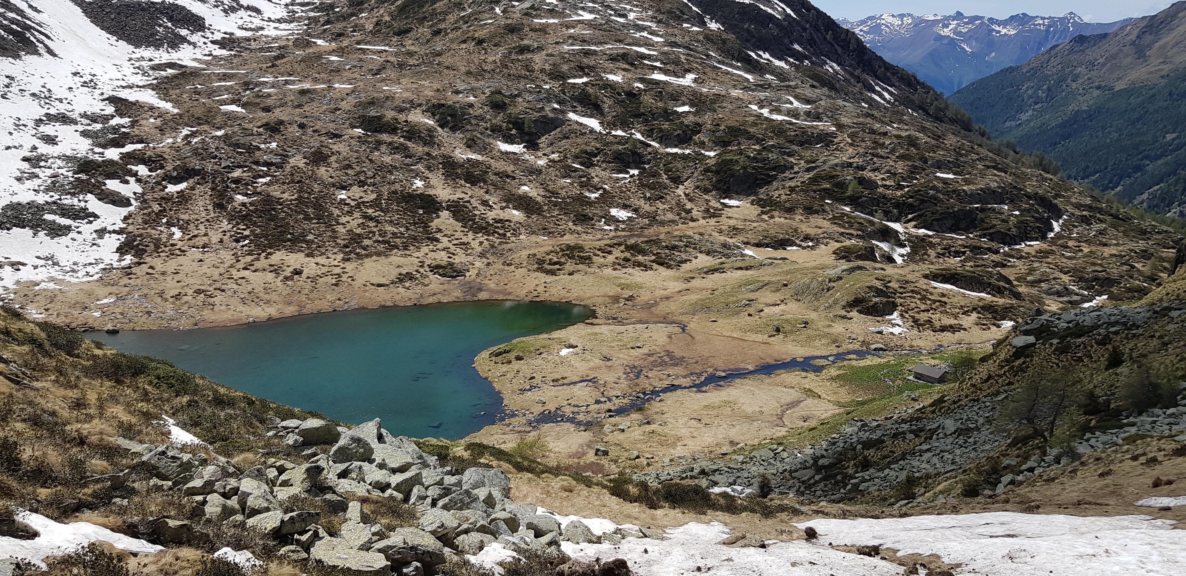 trekking valle camonica