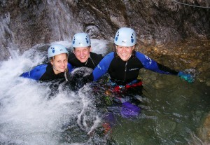 canyoning valle camonica