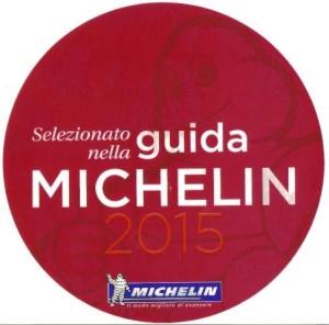 Hotel selezionato dalla Guida Michelin 2015