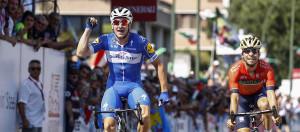 Viviani vince il Tricolore nel 2018