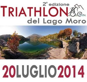 Triathlon del lago moro 2014